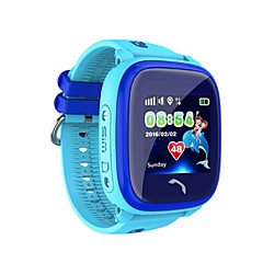 ips vízálló intelligens karóra gyerekek nem gps úszni érintőképernyős telefon sos hívás helye eszköz tracker gyerekek biztonságos
