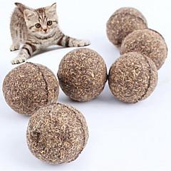 tanie Zabawki dla kota-Zabawka dla kota Zabawki dla zwierząt Kocimiętka Zabawa Bambus Dla zwierząt domowych