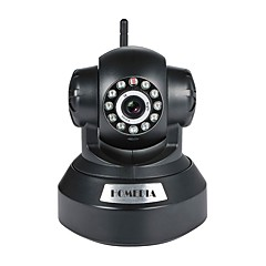 homedia® 720p wifi ip camera 1.0mp wireless p2p onvif ptz tf carte viziune de noapte vedere mobilă