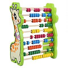 abordables Niños Puzzles-Rompecabezas Luban Juguete Educativo Antiestrés De madera 1pcs Niños Unisex Regalo