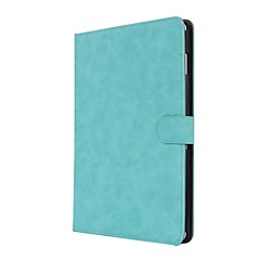 cheap Tablet Cases-Case For Huawei Full Body Cases Tablet Cases Solid Hard PU Leather for