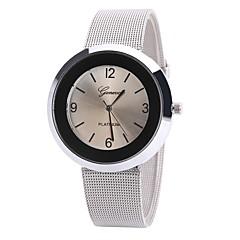 preiswerte Tolle Angebote auf Uhren-Damen Armbanduhr Chinesisch Armbanduhren für den Alltag Legierung Band Charme / Freizeit / Modisch Schwarz / Weiß / Blau / Ein Jahr / TY 377A