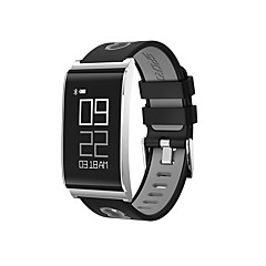 n109 miesten naiset bluetooth 4.0 älykäs rannekoru / älykäs katsella syke verenpaine pedometers test urheilu fitness tracker for android
