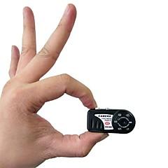 Mini Camcorder Högupplöst Bärbar Rörelsedetektor Bred vinkel Nattseende