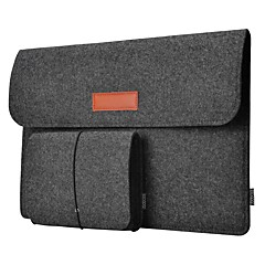 dodocool 12 Inch Laptop Felt Sleeve Envelope Cover Ultrabook Carrying Case Notebook Protective Bag with Mouse Pouch for 12 MacBook / 11 MacBook Air