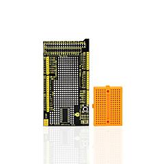 お買い得  マザーボード-keyestudioメガprotoshield /プロトタイプ拡張ボードv3 arduinobreadboard用