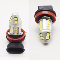 2pcs auto fabriek ontwerp super helder 120w 6000lm geleid mist licht h1 h3 h4 h7 h8 h9 h10 h11 9005 9006 kanbus fout vrijlicht mistlicht