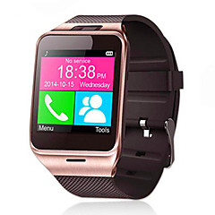 tanie Inteligentne zegarki-Oryginalny inteligentny zegarek aplus gv18 aparat z funkcją bluetooth NFC sim karty zegarek dla iphone6 android