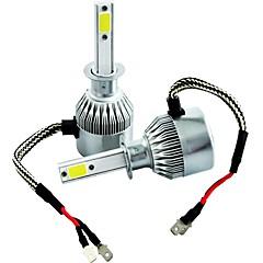 Недорогие Автомобильные фары-Автомобиль Лампы Налобный фонарь Назначение Универсальный / Дженерал Моторс Все модели Все года