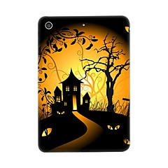 Para iPad (2017) Carcasa Funda Diseños Cubierta Trasera Funda Halloween Suave TPU para Apple iPad (2017) iPad Pro 12.9'' iPad Pro 9.7 ''