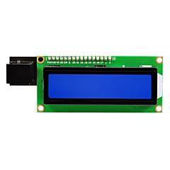 お買い得  ディスプレー-keyestudio簡単なプラグインi2c arduinoの1602液晶モジュール