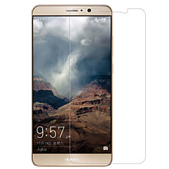 cheap -Screen Protector for Huawei Mate 9 Tempered Glass 1 pc Front Screen Protector High Definition (HD) / 9H Hardness / 2.5D Curved edge