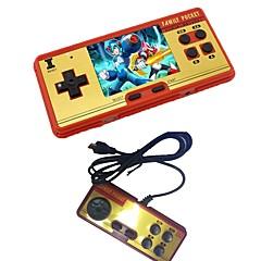 3.0 classic retro handheld juego de juegos para niños consola de videojuegos incorporado 638 clásico fc juegos libre cartucho segundo