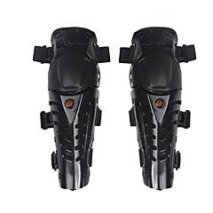 Недорогие Средства индивидуальной защиты-нога наколенники поддержки Мотоцикл наколенники rodilleras мотоцикл колено охранник kniebrace мотокросс защитный шестеренки HX-P03