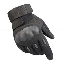 abordables Guantes para Ciclismo-Guantes Deportivos Guantes de Ciclismo Listo para vestir Protector Dedos completos Piel Tejido Ciclismo / Bicicleta Unisex