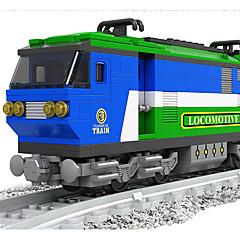 أحجار البناء قطار ألعاب Train لا تزال الحياة سيارات أزياء الأطفال قطع
