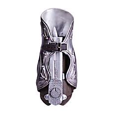 Armă Inspirat de Assassin's Creed Ezio Anime/ Jocuri Video Accesorii Cosplay Armă Argintiu PVC Bărbătesc