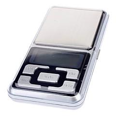 휴대용 디지털 다이아몬드 포켓사이즈 쥬얼리 저울 200g 0.01g