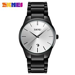 preiswerte Tolle Angebote auf Uhren-SKMEI Herrn Armbanduhr Japanisch Armbanduhren für den Alltag Legierung Band Charme / Modisch Schwarz