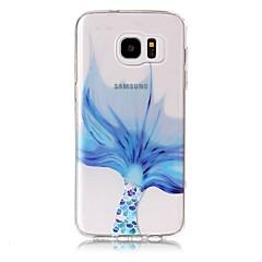 tanie Galaxy S6 Edge Etui / Pokrowce-Kılıf Na Samsung Galaxy S8 Plus S8 Przezroczyste Wzór Etui na tył Zwierzę Miękkie TPU na S8 S8 Plus S7 edge S7 S6 edge plus S6 edge S6 S6