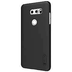 Case For LG V30 Q6 Frosted Back Cover Solid Color Hard PC for LG Q6 LG V30
