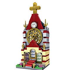 Klocki Zabawki Kościół Architektura Dla chłopców 148 Sztuk