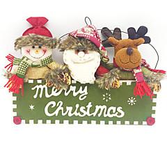 1db Karácsony Karácsonyi díszekForÜnnepi Dekoráció 38X26CM