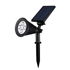 splv10 szoláris spotlámpa otthoni udvar érzékelő lámpák a tájfény beillesztéséhez