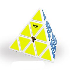 abordables Cubes Magiques-Rubik's Cube QI YI Pyramid Cube de Vitesse  Cubes Magiques Casse-tête Cube Amusement Carré Cadeau Classique Unisexe