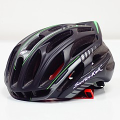 tanie -Kask Kask rowerowy Kolarstwo 36 Otwory wentylacyjne Lekki Regulowany rozmiar Kolarstwo