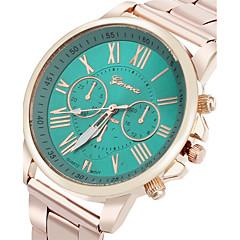 preiswerte Tolle Angebote auf Uhren-Damen Quartz Armbanduhr Chinesisch Wasserdicht Edelstahl Band Charme Silber