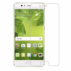 olcso Huawei képernyővédők-edzett üveg képernyővédő a huawei huawei p10 elülső képernyővédőhöz nagy felbontású (hd) 9h keménység 2.5d hajlított szél