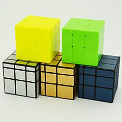 billige Magisk IQ Terning-Rubiks terning QIYI 154 Spejlterning 3*3*3 Let Glidende Speedcube Magiske terninger Puslespil Terning Kvadrat Gave Unisex