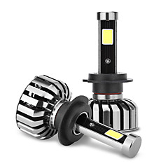 Недорогие Автомобильные фары-joyshine H7 Мотоцикл Лампы 80 W COB 8000 lm Налобный фонарь Назначение