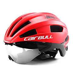tanie -CAIRBULL Dla obu płci Rower Kask 22 Otwory wentylacyjne Kolarstwo Kolarstwo górskie Kolarstwie szosowym Jeden rozmiar