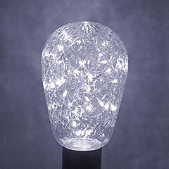 1 pièce 2W E27 Ampoules Globe LED 40 diodes électroluminescentes Décorative Blanc Chaud Blanc Froid Bleu Vert 200-300lm