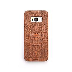Case Kompatibilitás Samsung Galaxy S8 Plus S8 Ütésálló Minta Hátlap Mindszentek napja Kemény Fa mert S8 Plus S8 S7 edge S7 S6 edge plus