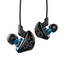 kz es3 유선 이어폰 스타일의 이어폰