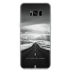 Χαμηλού Κόστους Galaxy S4 Mini Θήκες / Καλύμματα-tok Για S8 S7 Με σχέδια Πίσω Κάλυμμα Τοπίο Μαλακή TPU για S8 S8 Plus S7 edge S7 S6 edge plus S6 edge S6 S6 Active S5 Mini S5 Active S5 S4