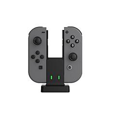 abordables Accesorios para Nintendo Switch-Switch USB Baterías y Cargadores Para Interruptor de Nintendo ,  Recargable Baterías y Cargadores unidad