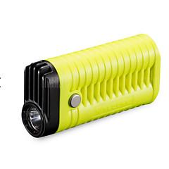 MT22A Latarki LED LED 260 lm 3 Tryb - Przenośny/a Wodoodporne Obóz/wycieczka/alpinizm jaskiniowy Do użytku codziennego Nurkowanie/boating
