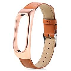 pu horlogebandje band bruin 24 cm / 9 inch 1,4 cm / 0,55 inch