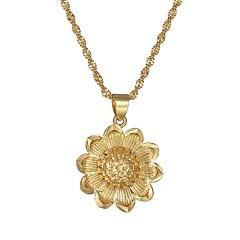 preiswerte Halsketten-Damen Zierhaken - Bühnenlicht vielfarbig damas, Grundlegend, Modisch Gold Modische Halsketten Schmuck 1 Für Party, Abiball