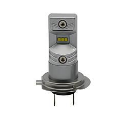 Недорогие Автомобильные фары-H7 Автомобиль Лампы 40W Высокомощный LED 3200lm Светодиодные лампы Налобный фонарь