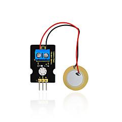 お買い得  センサー-arduino用keyestudioアナログ圧電セラミック振動センサ