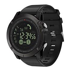 Χαμηλού Κόστους Έξυπνα ρολόγια-Έξυπνο ρολόι Bluetooth Μεγάλη Αναμονή Υπενθύμιση Κλήσης Μετρητές Θερμίδων Συσκευές Παρακολούθησης Φυσικής Κατάστασης Βηματόμετρο