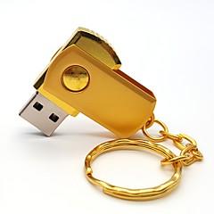 お買い得  USBメモリー-Ants 2GB USBフラッシュドライブ USBディスク USB 2.0 メタリック メタル