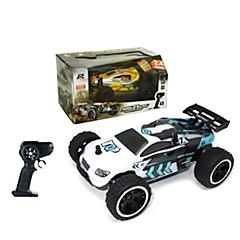 RC Auto QY1801B 2.4G Auto High-Speed 4WD Treibwagen Buggy Rennauto 1:18 14 KM / H Fernbedienungskontrolle Wiederaufladbar Elektrisch