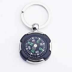 levne Kompasy-Otvíráky Směrový Multifunkční Chrome Venkovní cvičení Stříbrná