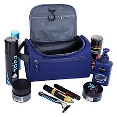 お買い得  化粧ポーチ-1pcs防水メンズメイクアップバッグナイロン旅行オーガナイザー化粧バッグ